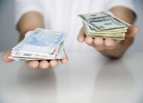 Разница между конвертацией и обменом в Сбербанке