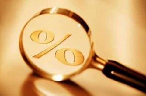 процентная ставка 2019