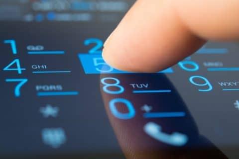 Перепутан или заблокирован телефон в Сбербанке