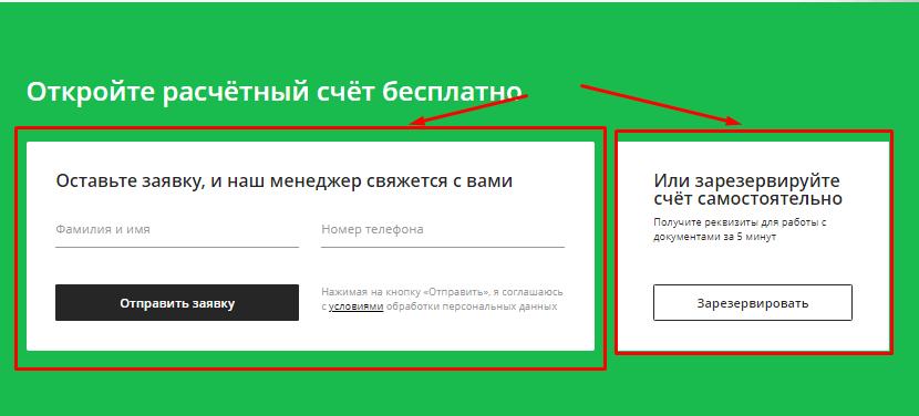 Открыть счет для ИП онлайн в Сбербанке