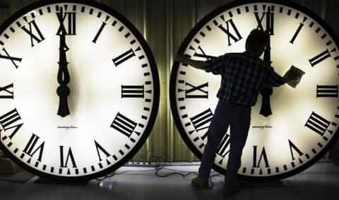 Время перевода через отделение